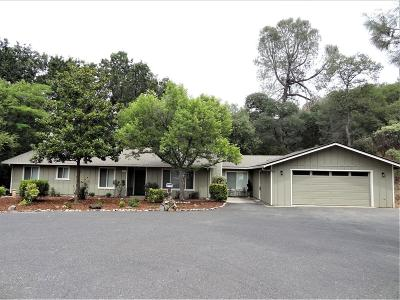 Sonora Single Family Home For Sale: 11233 Coopers Court