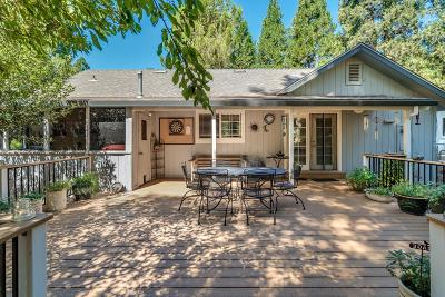 Placer County Single Family Home For Sale: 22370 Foresthill Road