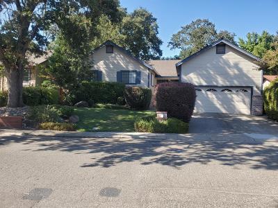 Fair Oaks Single Family Home For Sale: 7984 Vintage Way