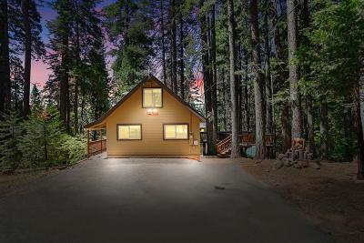 Arnold Single Family Home For Sale: 2040 El Ranchero Drive