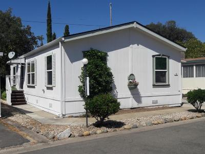 Rocklin Mobile/Manufactured For Sale: 5505 South Grove Street #19