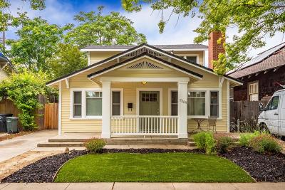 Single Family Home For Sale: 2208 24th Street
