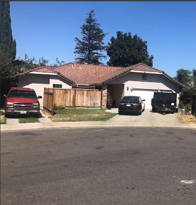 Ceres Single Family Home For Sale: 1615 Isaiah Court
