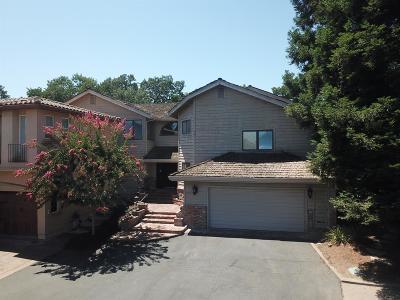Carmichael Single Family Home For Sale: 6416 Orange Hill Lane