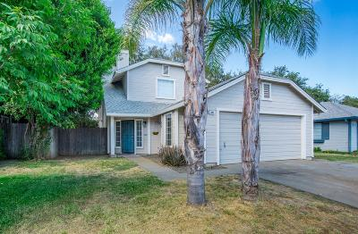 Davis, Woodland Single Family Home For Sale: 1461 Towse Drive