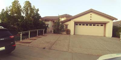 Lincoln Single Family Home For Sale: 2077 Lockwood Lane