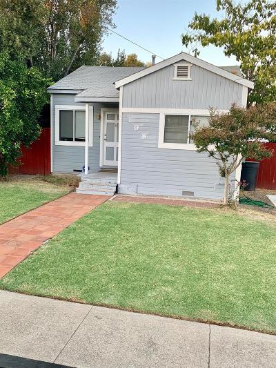 Roseville Single Family Home For Sale: 108 Fig Street
