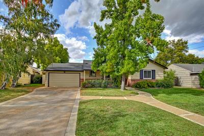 Sacramento Single Family Home For Sale: 1237 Fitch Way