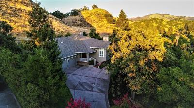 Walnut Creek Single Family Home For Sale: 4454 Walnut Boulevard