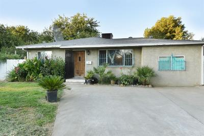 Merced Single Family Home For Sale: 1559 West 11th Street