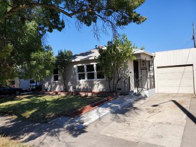 Stockton Single Family Home For Sale: 1744 North Funston Avenue