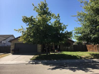 Stockton Single Family Home For Sale: 4024 Antioch Way