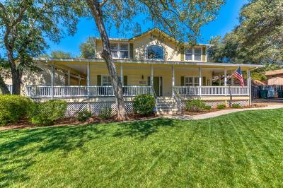 Cameron Park Single Family Home For Sale: 3320 Sage Drive