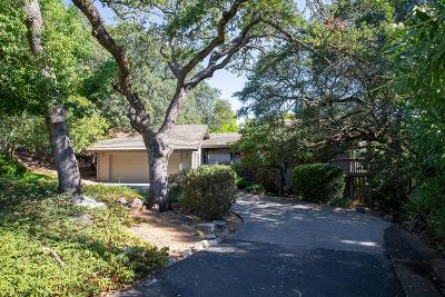 Rancho Murieta Single Family Home For Sale: 14937 Trinidad Drive