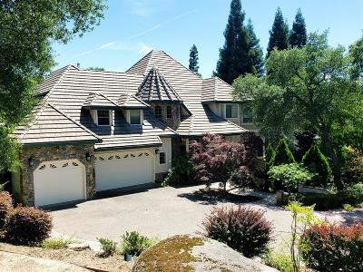 Granite Bay CA Single Family Home For Sale: $1,495,000