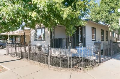 Stockton Multi Family Home For Sale: 1136 South Commerce Street
