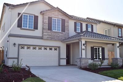 Stockton Single Family Home For Sale: 1750 Old Oak Drive