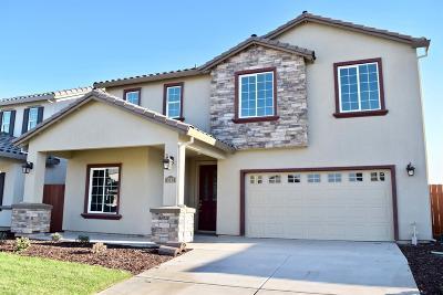 Stockton Single Family Home For Sale: 1742 Old Oak Drive