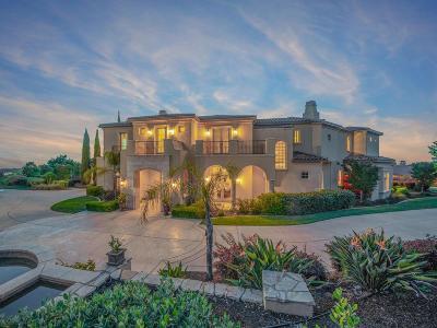 Lincoln Single Family Home For Sale: 3403 Vista De Madera