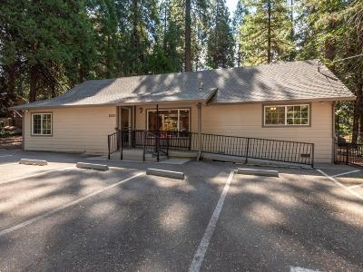 Pollock Pines Single Family Home For Sale: 6100 Pony Express Trail