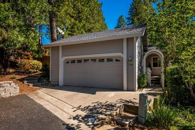 Grass Valley Single Family Home For Sale: 138 Carriage Lane