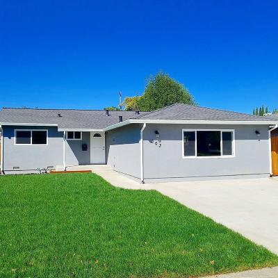 Winters Single Family Home For Sale: 303 Rosa Avenue
