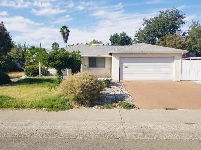 Citrus Heights Single Family Home For Sale: 6601 Outlook