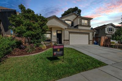 Tracy Single Family Home For Sale: 1230 Fruitwood Way