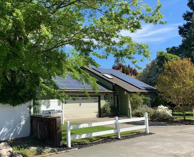 Carmichael Single Family Home For Sale: 4248 Hackberry Lane