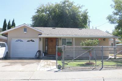 West Sacramento Single Family Home For Sale: 1437 Hobson Avenue