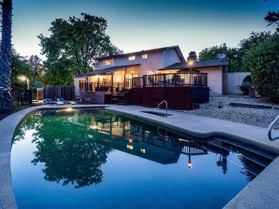 Fair Oaks Single Family Home For Sale: 8518 Creekwood Way