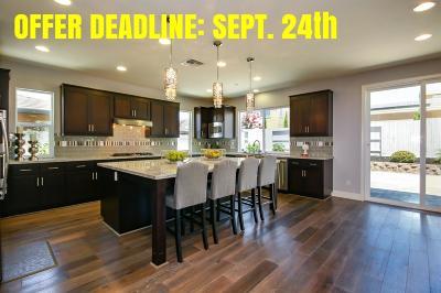 Single Family Home For Sale: 1637 Monroe Way