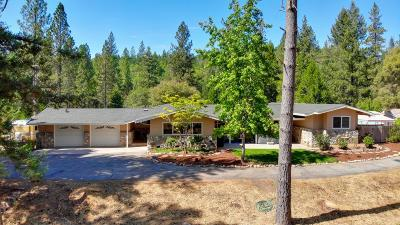 Single Family Home For Sale: 555 East Cape Horn Road