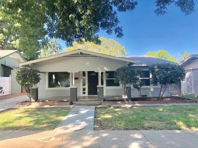 Modesto Single Family Home For Sale: 517 Castle Street