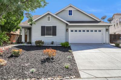 Tracy Single Family Home For Sale: 4414 Tropaz Lane