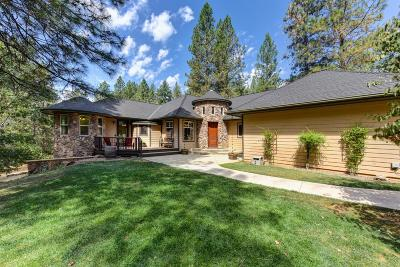 Colfax Single Family Home For Sale: 260 Hill Haven Drive