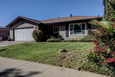 Modesto CA Single Family Home For Sale: $329,990