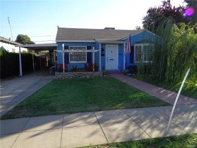 Merced Single Family Home For Sale: 920 West 25th