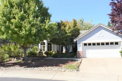 Roseville Single Family Home For Sale: 840 Huskinson Court