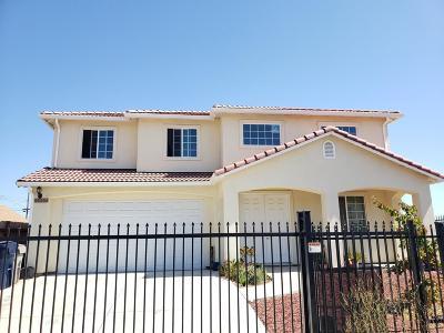 Single Family Home For Sale: 5957 Lemon Valley Street