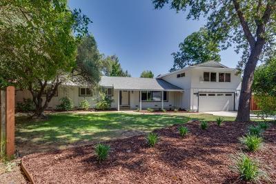 Fair Oaks Single Family Home For Sale: 4750 Paula Way