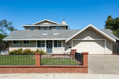 Citrus Heights Single Family Home For Sale: 7319 Cotillion Way