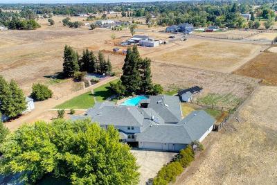 Galt, Rancho Murieta, Sloughhouse, Wilton Single Family Home For Sale: 11129 Walmort Road