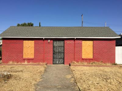 Single Family Home For Sale: 5915 79th Street