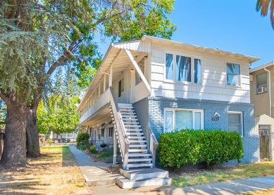 Sacramento Multi Family Home For Sale: 3227 W Street