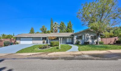 Fair Oaks Single Family Home For Sale: 7999 Wildridge Drive