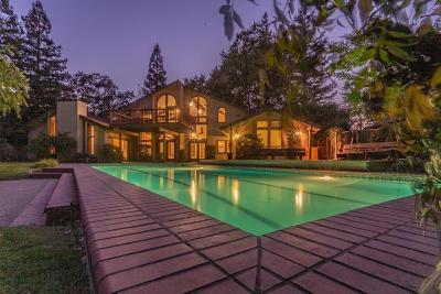 Carmichael Single Family Home For Sale: 5661 Fair Oaks Boulevard