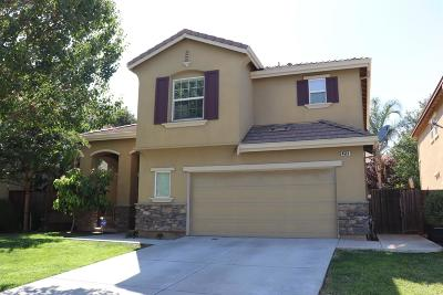 Tracy CA Single Family Home For Sale: $517,500
