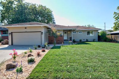 Carmichael Single Family Home For Sale: 4725 Jan Drive