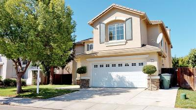 Tracy CA Single Family Home For Sale: $559,000